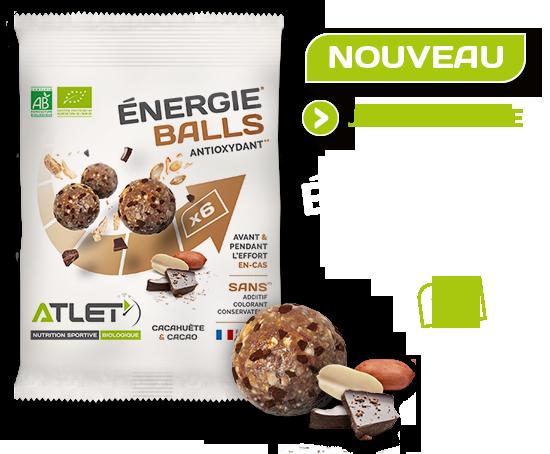 énergie balls ATLET