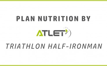 Plan nutrition n°3 Triathlon Half-Ironman