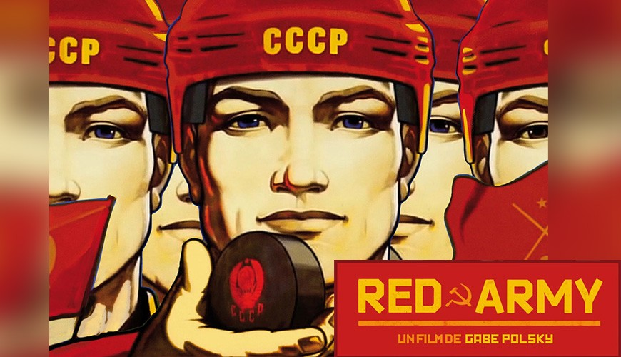 Documentaire : RED ARMY