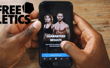 Freeletics : une application pour garder la forme